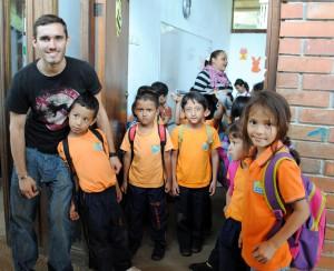 Intercambio Voluntarios